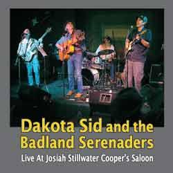 Dakota Sid - Badland Serenade